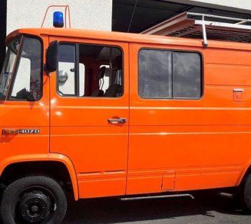 Campervan Ausbau | Vanlife | Mercedes Benz | 407 D | Düdo