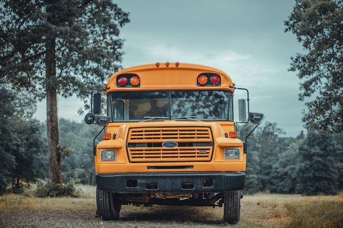 Schulbus | Vanlife | Campervan | Ausbau