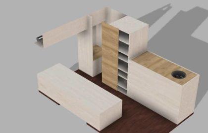 Wohnmobil-Ausbau-Inspiration-Interior-Design-Aufteilung-Moebel-Duedo-Transporter-Van-Kastenwagen