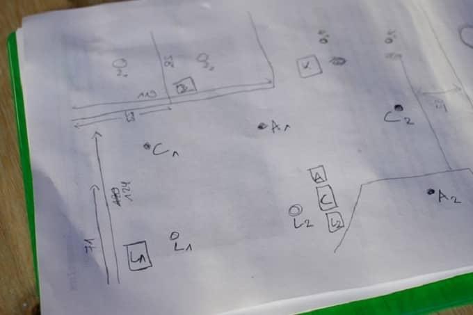 Düdo Mercedes Benz Innenverkleidung Planung Elektrik LED-Decke Seitenwände